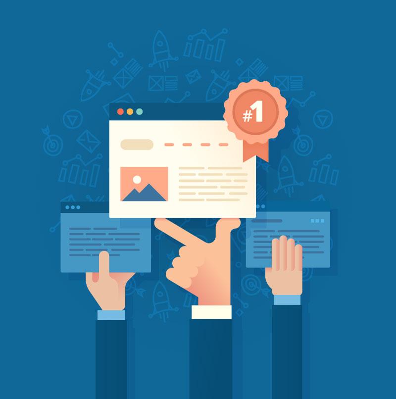 como aumentar a confiabilidade de seu site