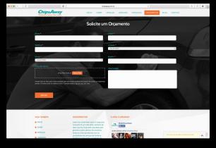 Criação de Site - ChipsAway