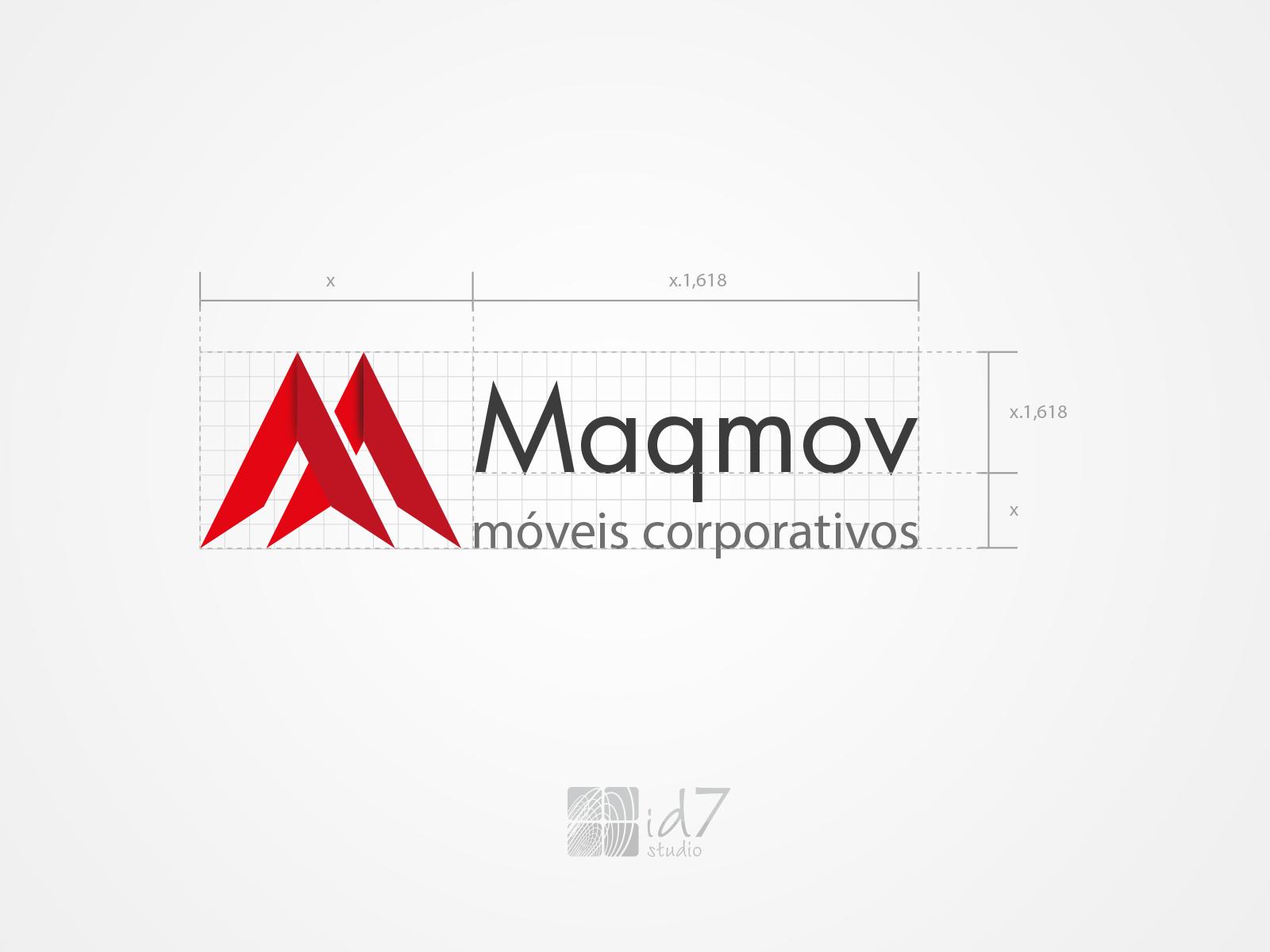 Identidade Visual Maqmov