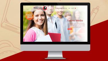 Website para Colégio