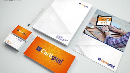 Logotipo Identidade Visual Papelaria