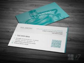 cartao de visita advogado